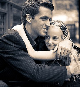 father and daughter: why plan your estate
