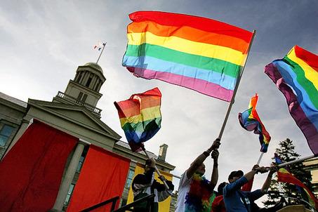 Iowa Gay Marriage
