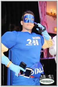 Michael Wild as Captain 211