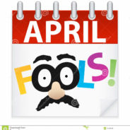 Keep Calm and Prepare for April Fools.